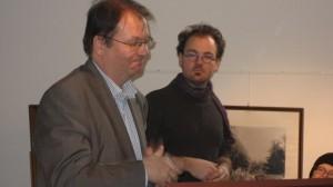 Helmut Vogel, vice-président du Deaf History International
