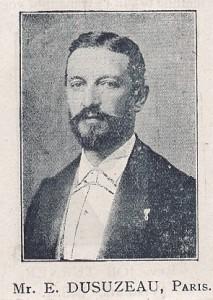 Ernest DUSUZEAU