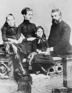 La famille Bell (Source : wikipedia)