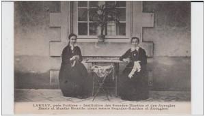 Marie et Marthe Heurtin (Années 1920 ?)